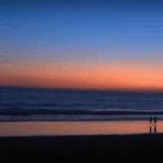 Le Calme et l'Ocean
